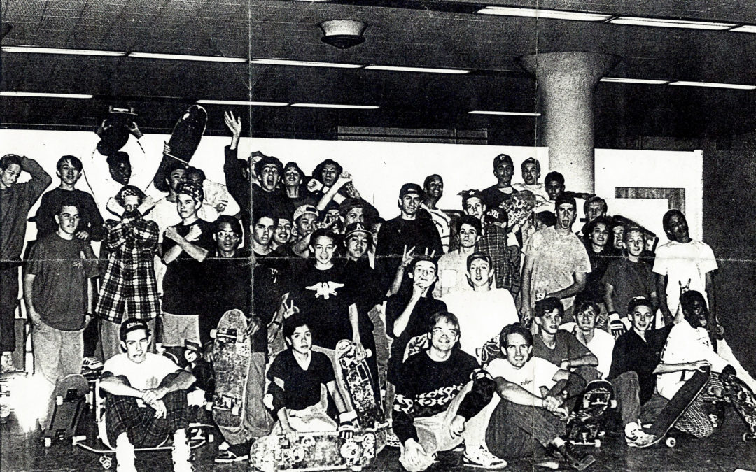 Sunnyside Skate Church, Chicago 1991