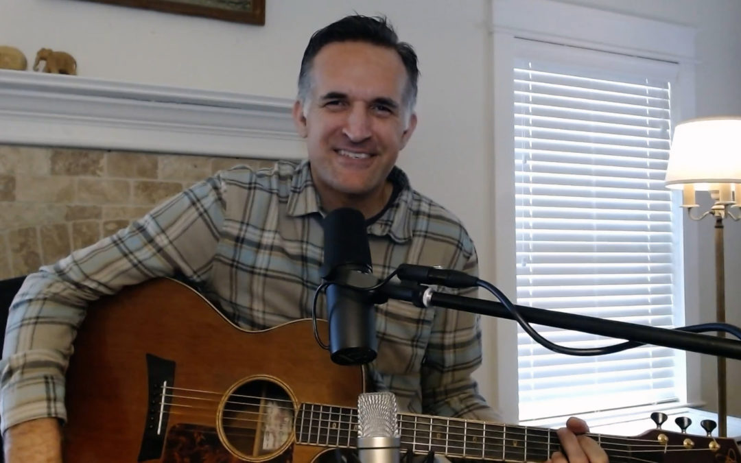 Living Room Concert with Phillip Telfer